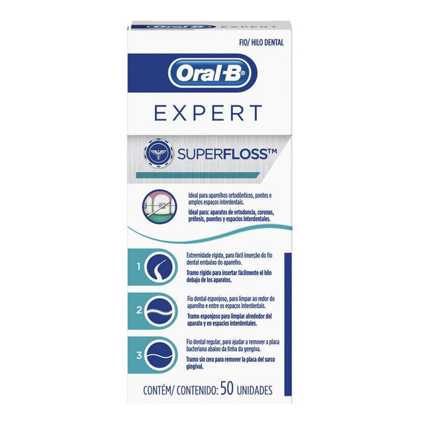 Hilo Dental Super Floss, Oral B