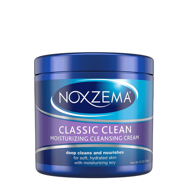 Moisturizing Cleansing Facial Cleanser, Noxzema 12 oz
