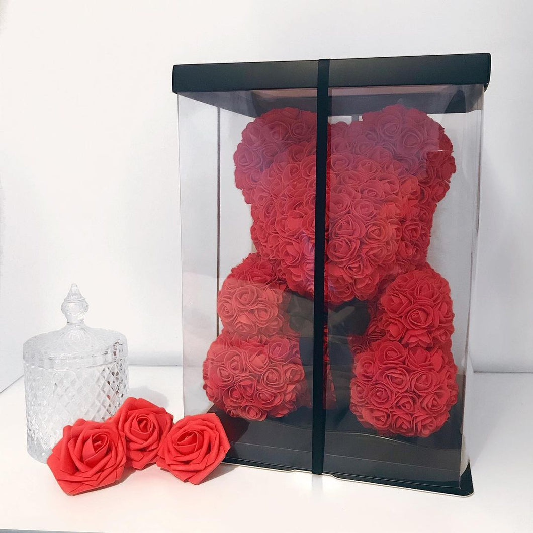 Rose Teddy Bears
