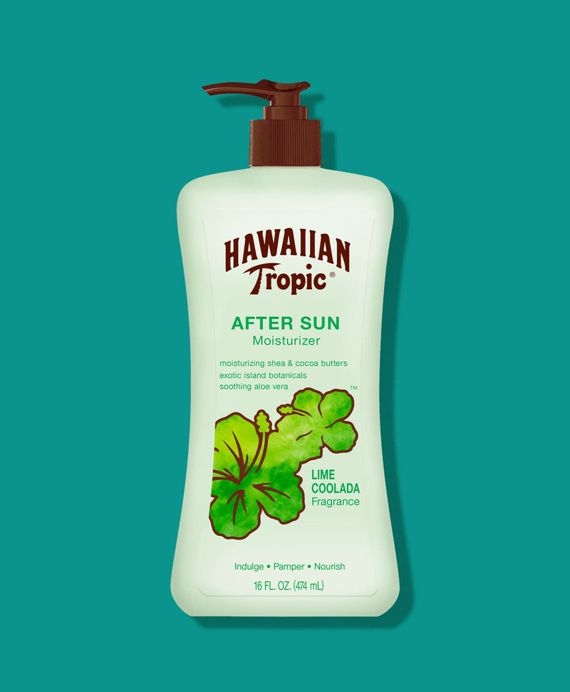 Hawaiian Tropic® Lime Coolada After Sun Lotion