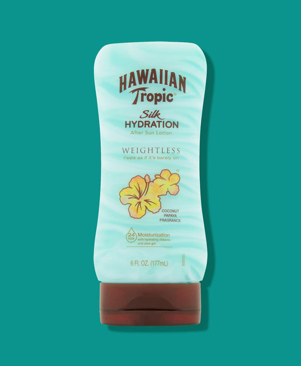 Hawaiian Tropic® Silk Hydration® Weightless After Sun Lotion