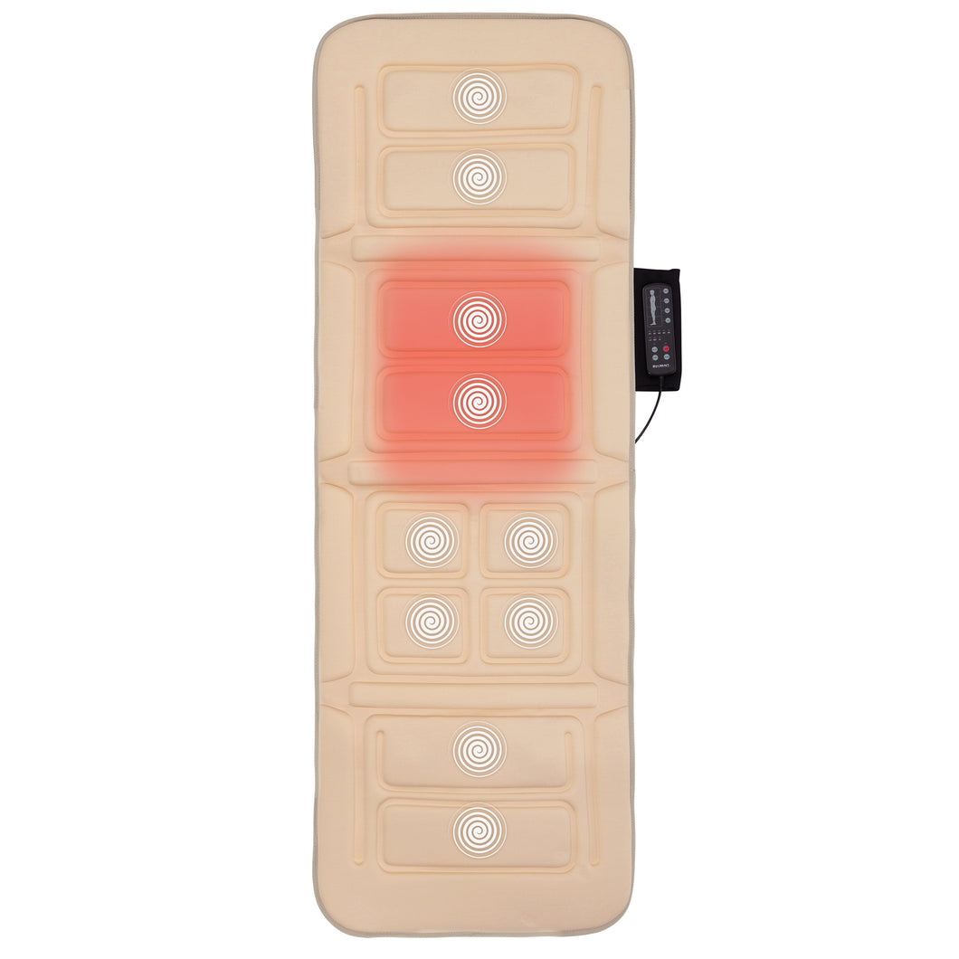 Full-Body Massage Mat, Beige
