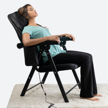 Load image into Gallery viewer, Heated Folding Chair Massager
