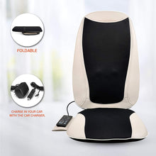 Load image into Gallery viewer, Shiatsu Massage Seat Cushion with Heat