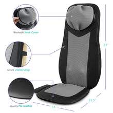 Load image into Gallery viewer, Shiatsu Massage Cushion for Neck and Back