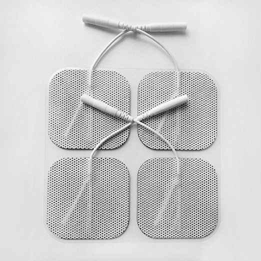 8 Electrode Pads EMS for TENS Massager