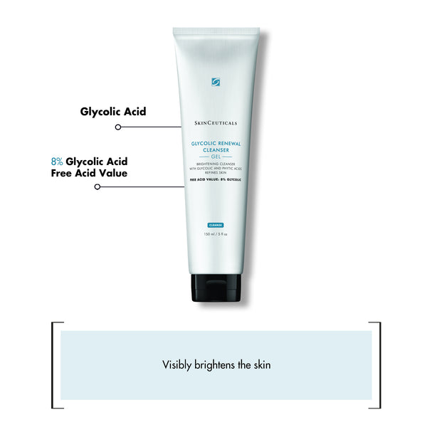 GLYCOLIC RENEWAL CLEANSER-SKIN 65
