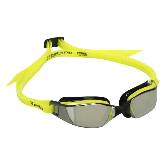MP Xceed Goggle (Mirrored Lens)