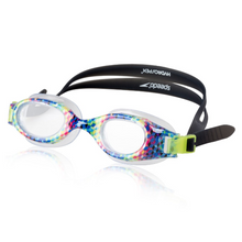 Load image into Gallery viewer, Speedo Hydrospex Jr Print Goggle