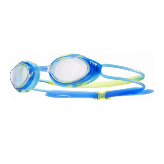 TYR Black Hawk Racing Jr Goggle