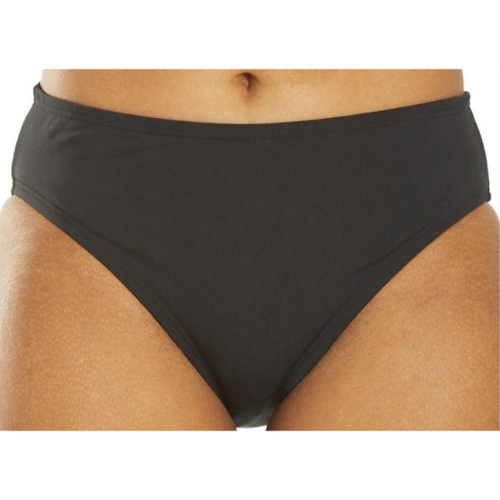Speedo High Waist Bottom with Core Compression