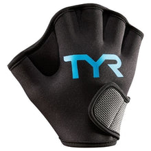 Load image into Gallery viewer, TYR Aquatic Resistance Gloves