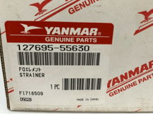 Load image into Gallery viewer, Yanmar Genuine Fuel Strainer 127695-55630