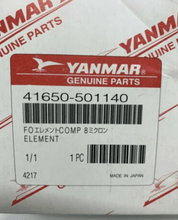Load image into Gallery viewer, Yanmar Genuine Element 41650-501140
