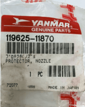 Load image into Gallery viewer, Yanmar Genuine Nozzle Protector 119625-11870