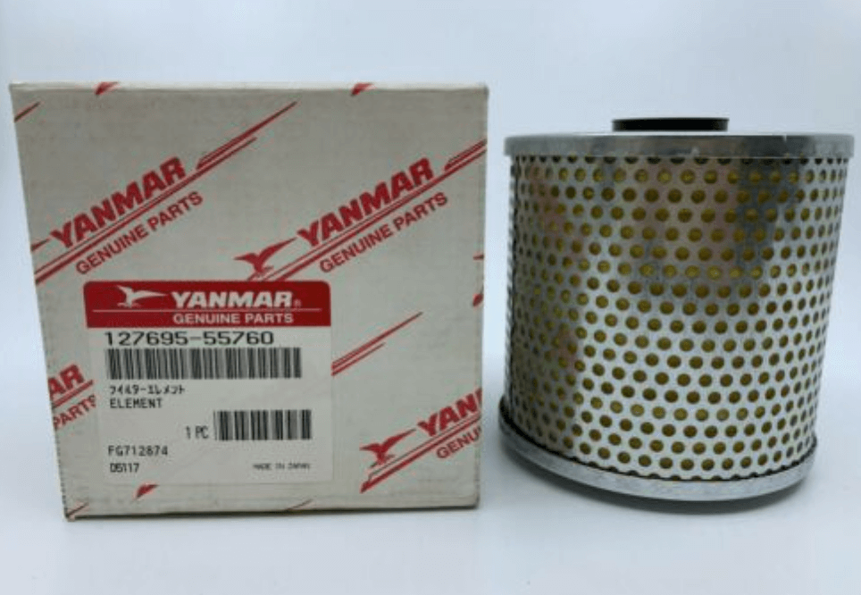 Yanmar Genuine element Separator 127695-55760
