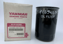 Load image into Gallery viewer, Yanmar Genuine Filter Lube Oil 124085-35112