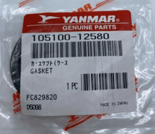 Load image into Gallery viewer, Yanmar Genuine Gasket 105100-12580