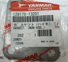 Load image into Gallery viewer, Yanmar Genuine Gasket (Non-Asb) 128170-13201