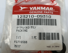 Load image into Gallery viewer, Yanmar Genuine Packing 123210-09310