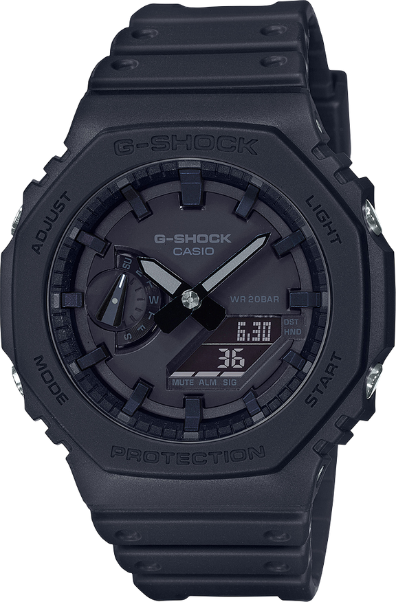 G-Shock Minimalist Analog/Digital GA2100-1A1