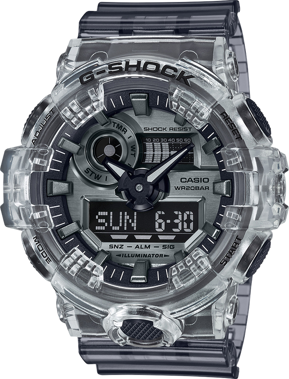 G-Shock Analog-Digital GA700SK-1A