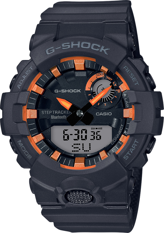 G-Shock Analog-Digital GBA800SF-1A