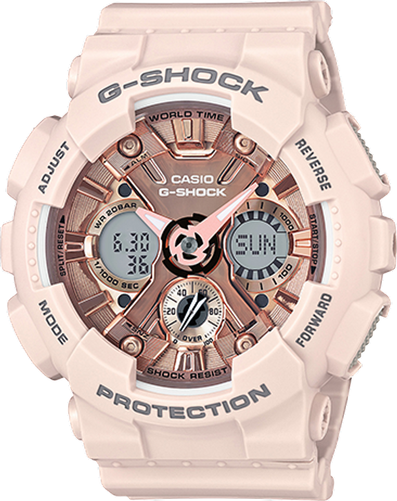 G-Shock Women GMAS120MF-4A