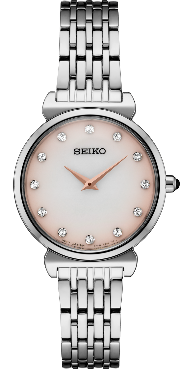 Seiko Essentials Mother of Pearl- SFQ803