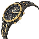 Core Two-Tone TiCN-Plated Steel Men's Watch