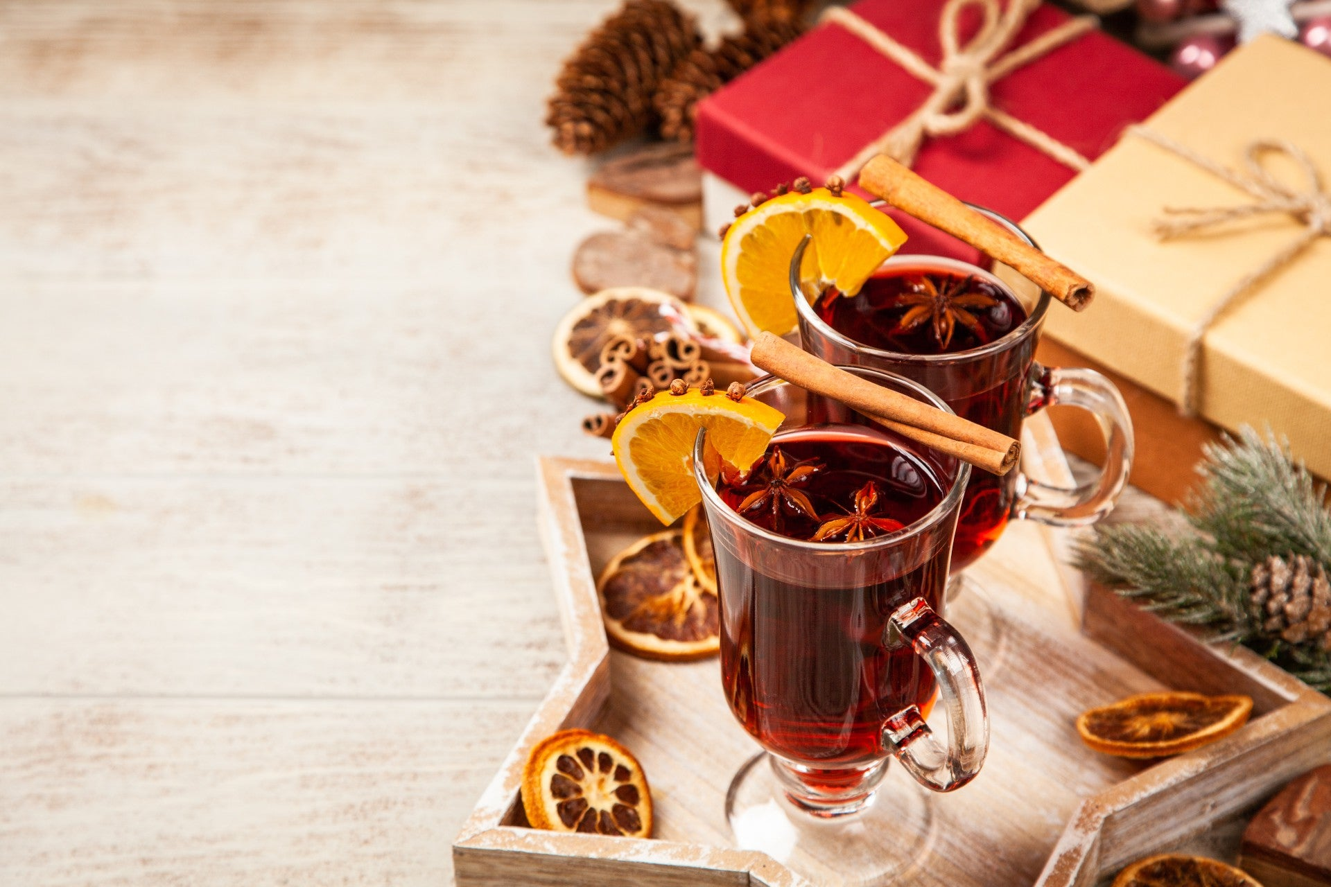 mulled wine glasses