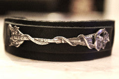 Black Cat Salem Witch Bracelet