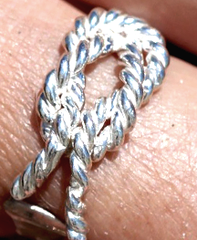 Boating Knot Ring