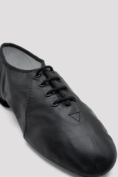 Bloch Jazzsoft Leather Jazz Shoes - Ladies BLACK LEATHER