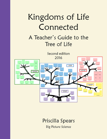 Kingdoms of Life Connected, second edition