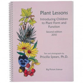 Plant Lessons -- Priscilla Spears