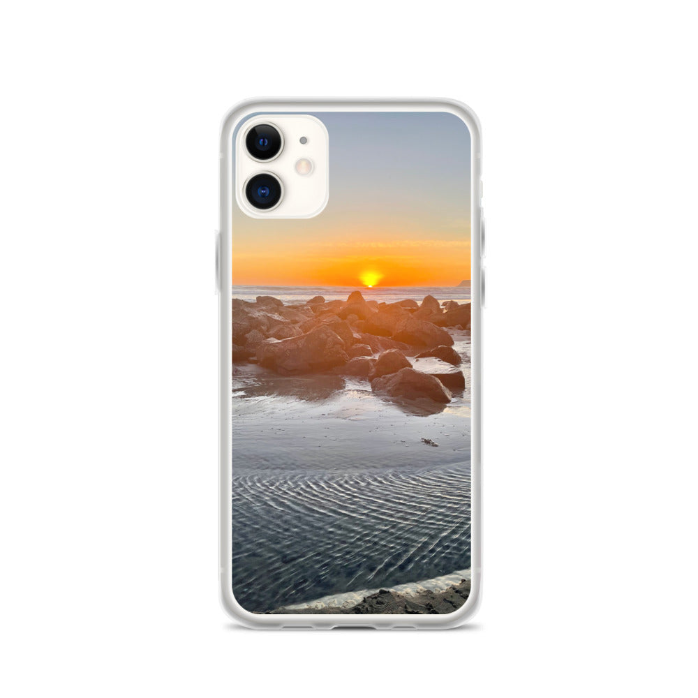 Coronado Beach Sunset iPhone Case