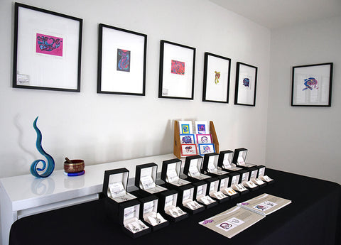 ART OF THE SOUL OFFICE AND SHOW ROOM
