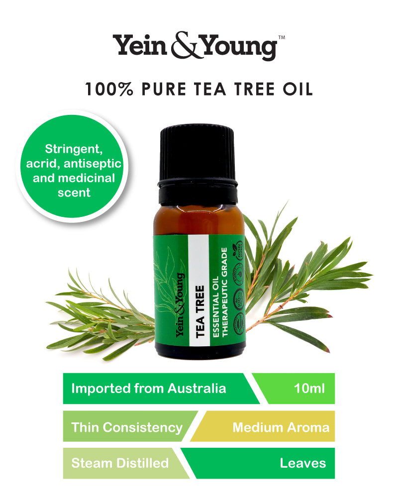 Yein&Young Tea Tree Essential Oil - 10ml
