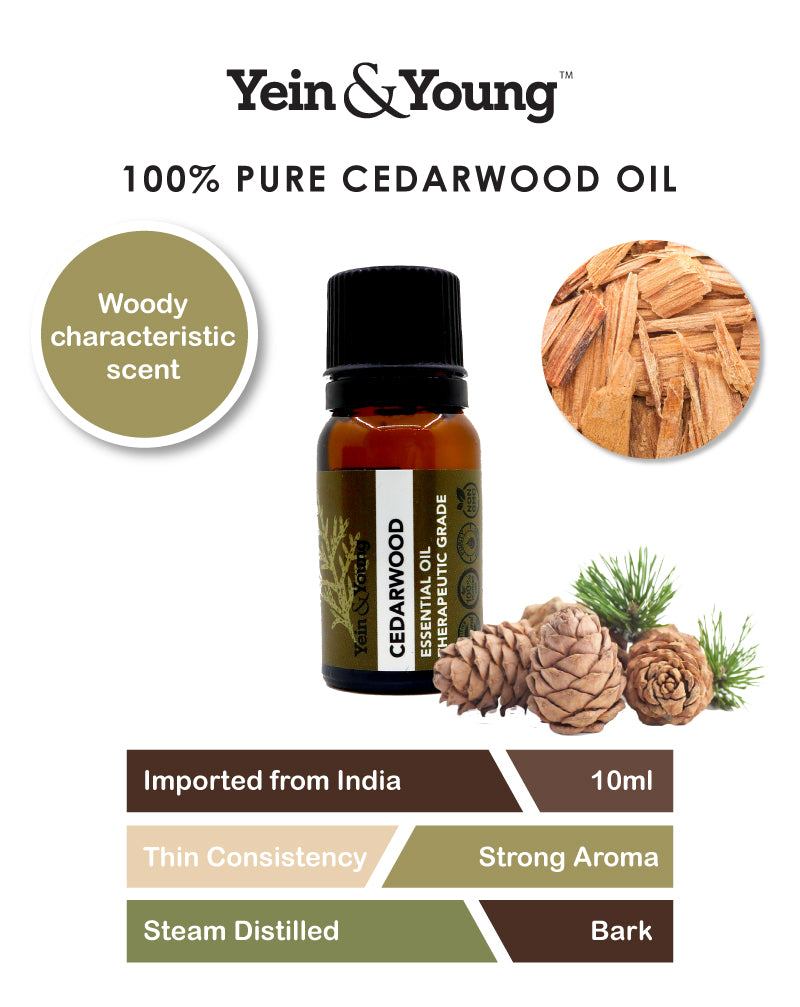 Yein&Young Carrot Seed Essential Oil - 10ml