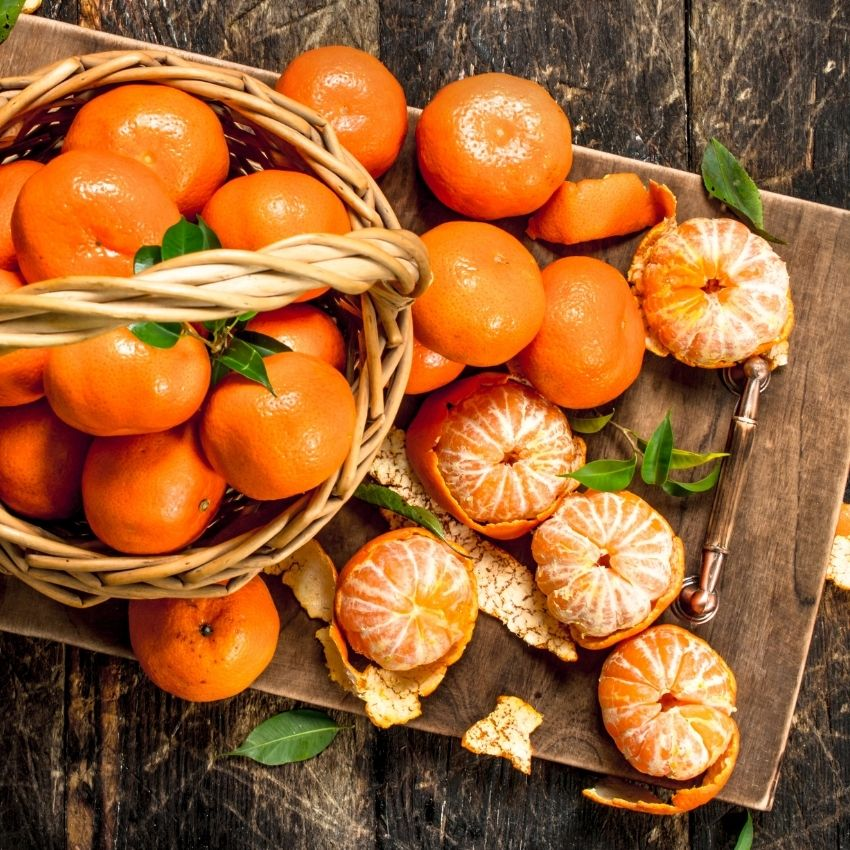 Tangerine - Fragrance Oil Ingredients - Craftiviti