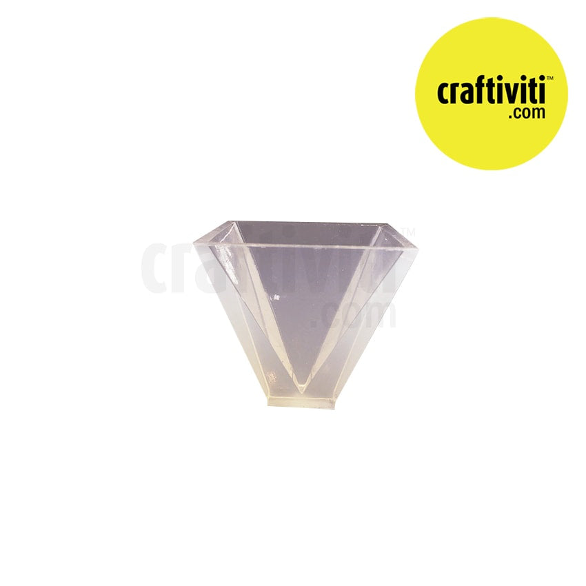 3D Pyramid Mold Molds - Craftiviti