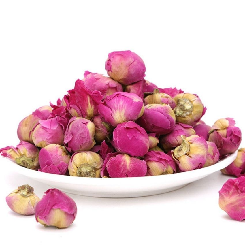 Dried Peony Flowers - 50g (Keep Refrigerated) Ingredients - Craftiviti