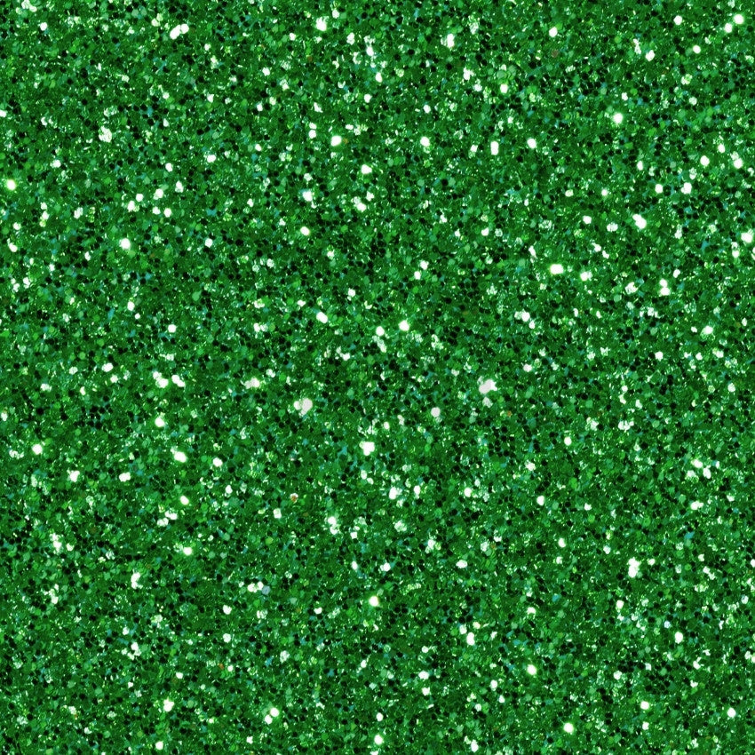 Cosmetic Glitter - Grass Green - 10g Ingredients - Craftiviti