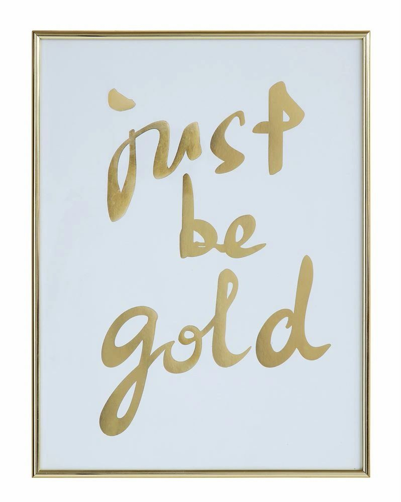 Just be Gold