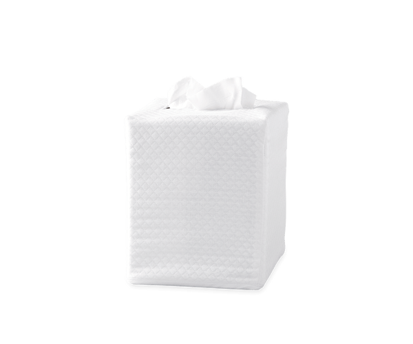 Matouk Chiaro Tissue Box Cover