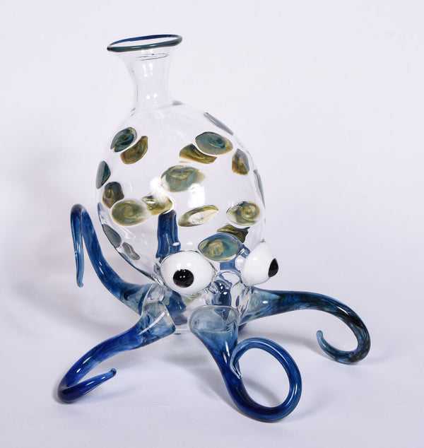 Octopus Decanter
