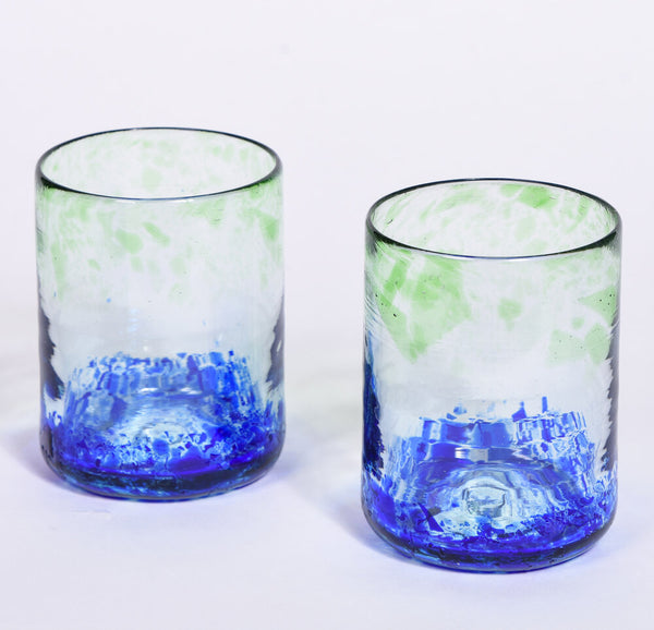 Flecked Water Tumblers