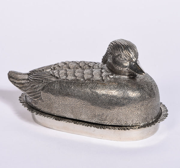 Duck Butter Dish