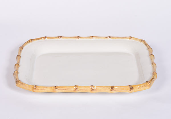 Bamboo Rectangle Platter